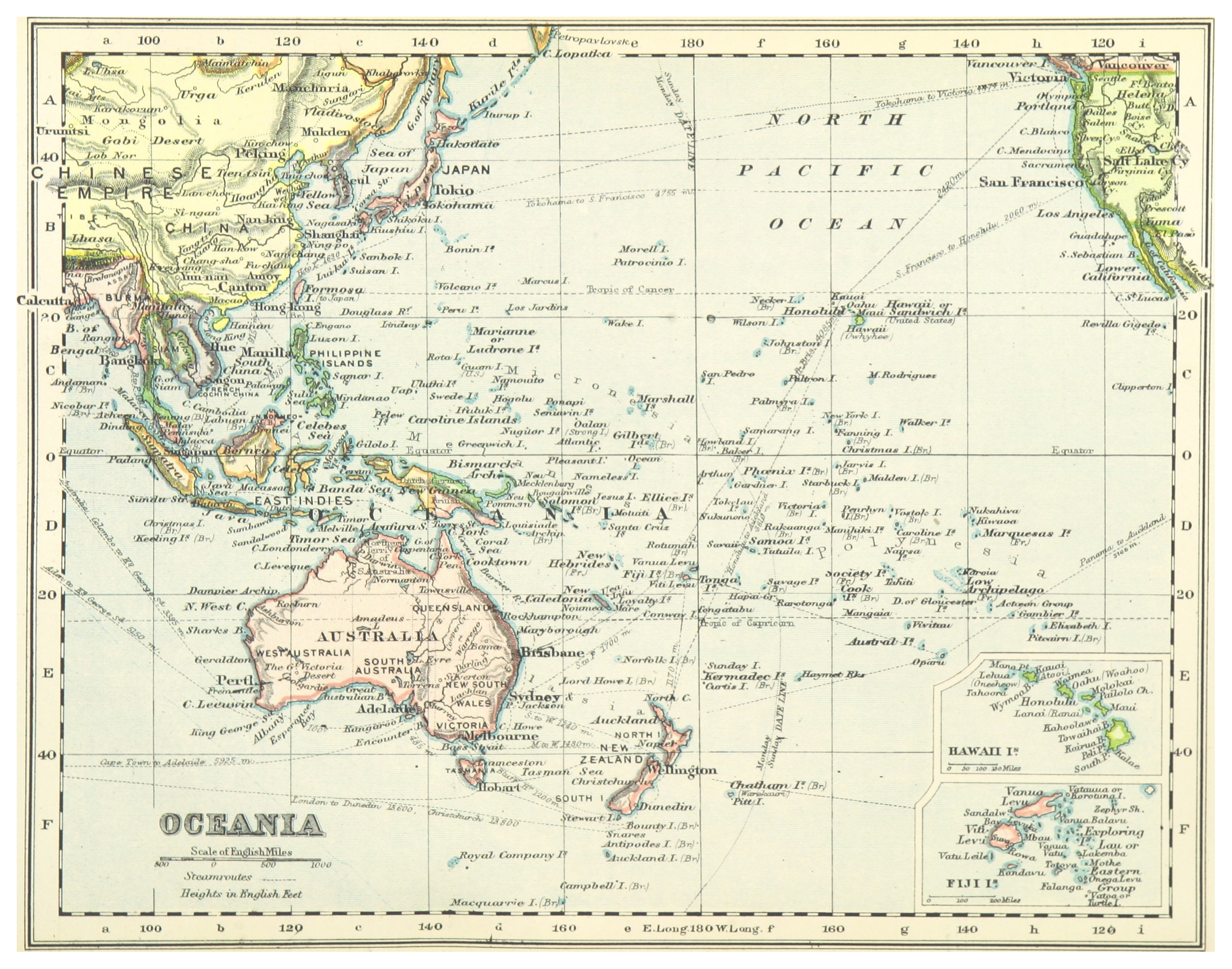 File:(1899) MAP OF OCEANIA - comp. by Irvine.jpg - Wikimedia ... on