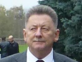 Ihor Kyzym Ukrainian diploma