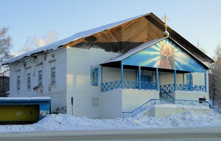 File:Церковь Пророка Ильи в п. Ильинский в настоящее время.jpg