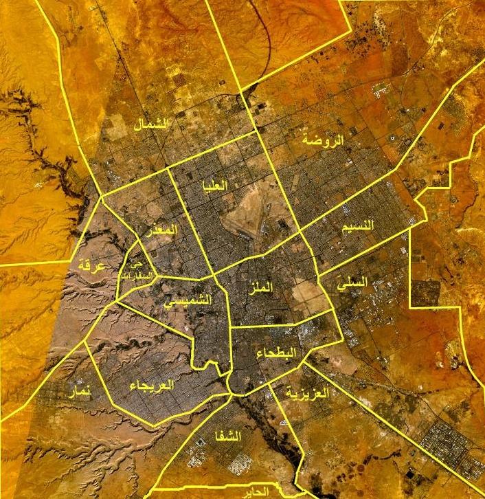 ملف خريطة الرياض Jpg ويكيبيديا