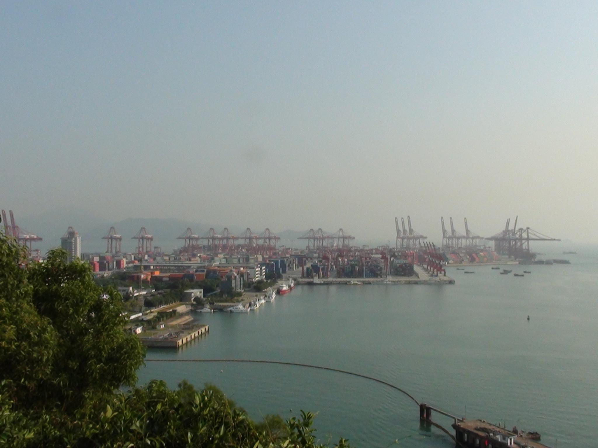 Shenzhengo portua