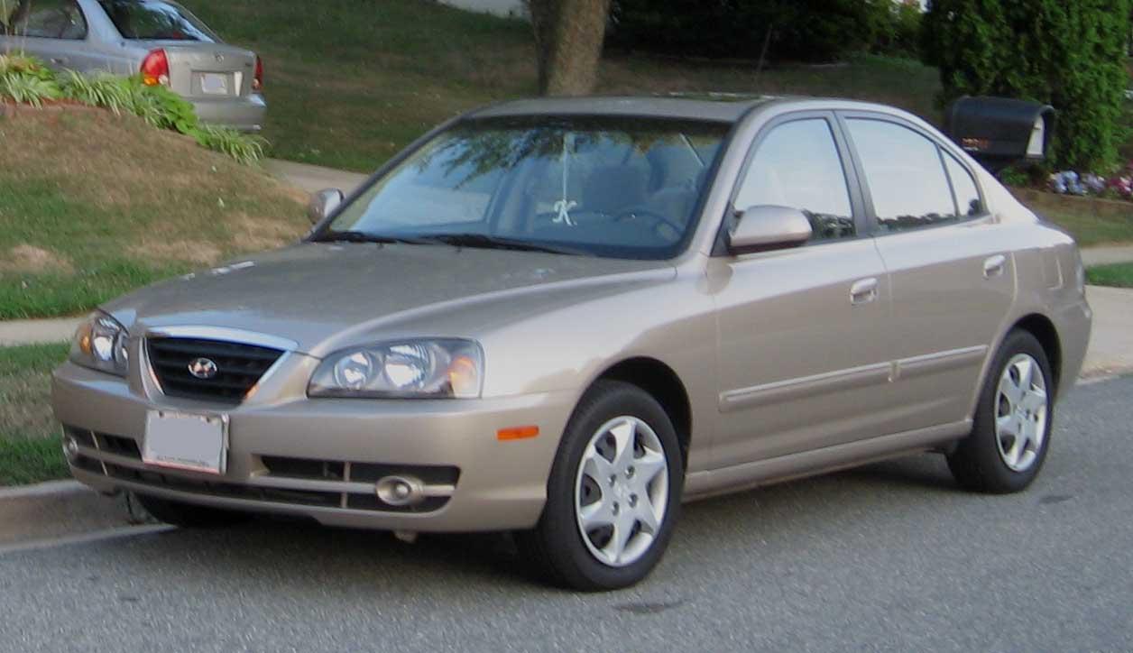 File:04 06 Hyundai Elantra GLS Sedan