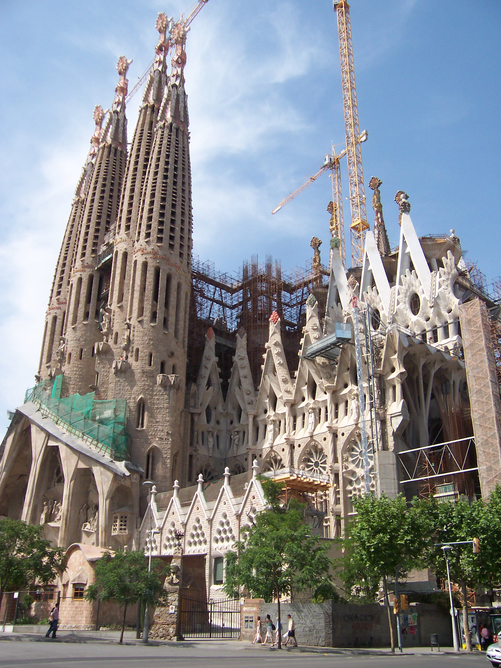 Lugares fant sticos as sete maravilhosas obras de gaud - Art nouveau architecture de barcelone revisitee ...
