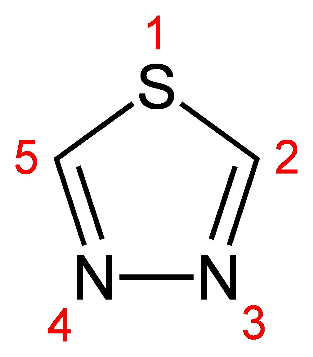 1,3,4-thiadiazole-numbered-2D-skeletal.p