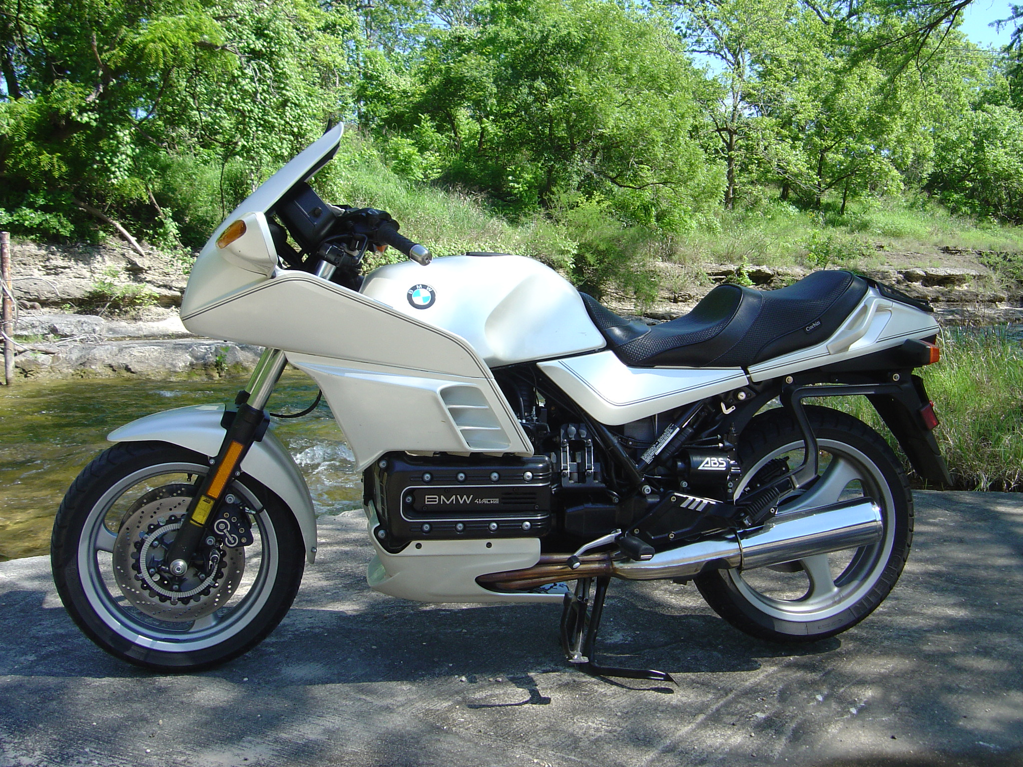 1991 BMW K100 Motorcycle