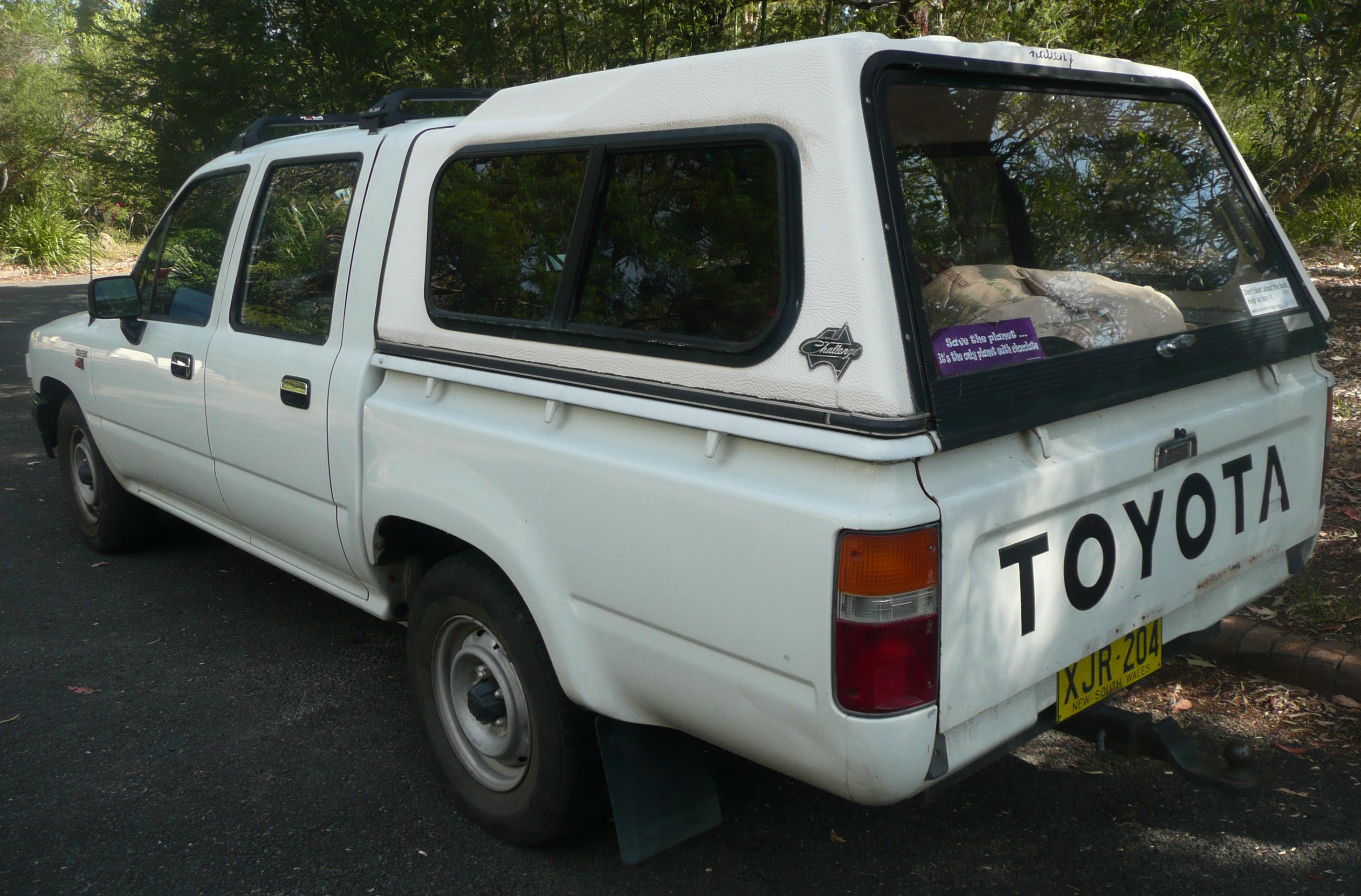 Kelebihan Kekurangan Toyota Hilux 1994 Harga