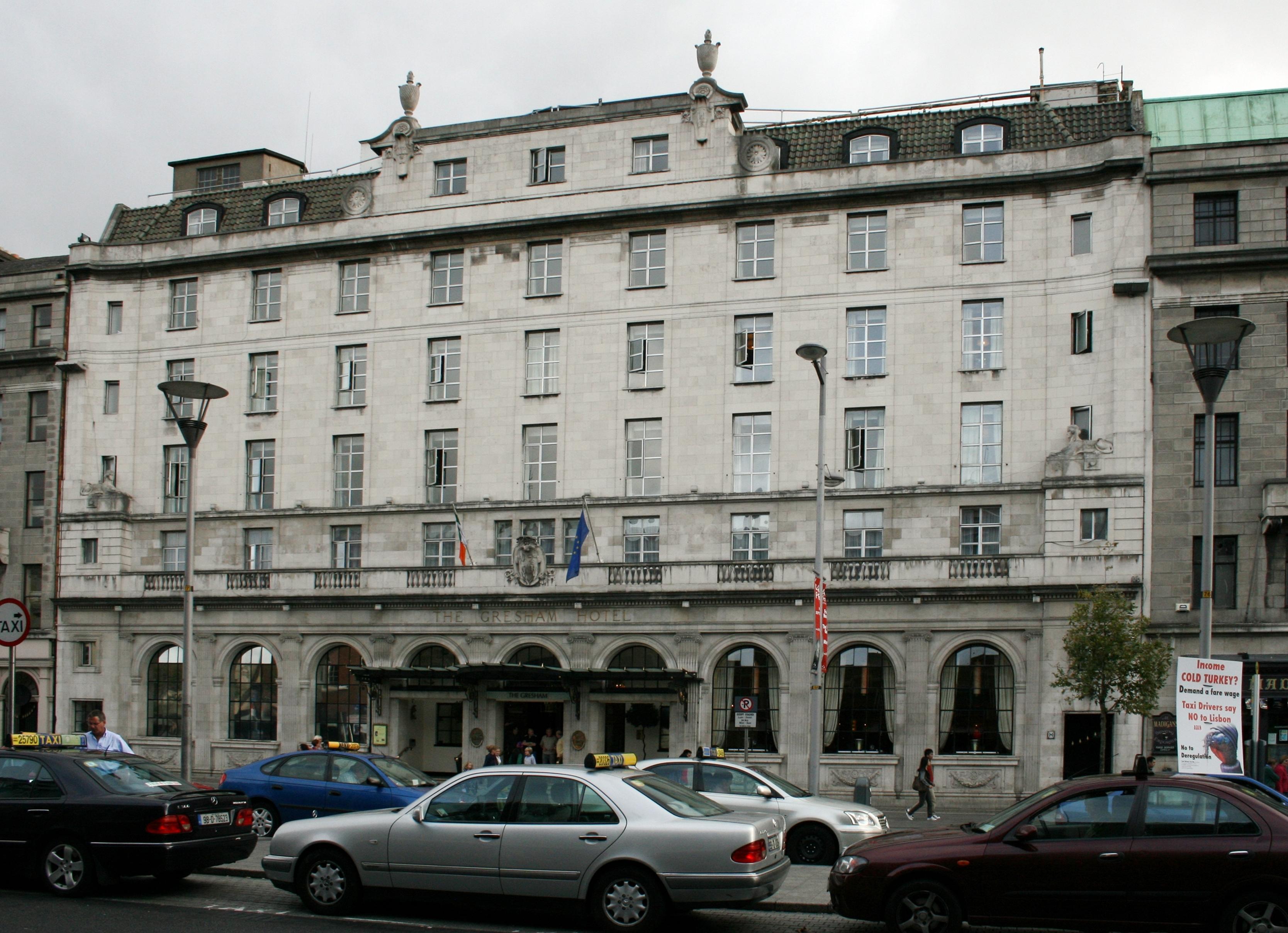 File:2009-09-27 Ireland Dublin Gresham Hotel 038a.jpg ...