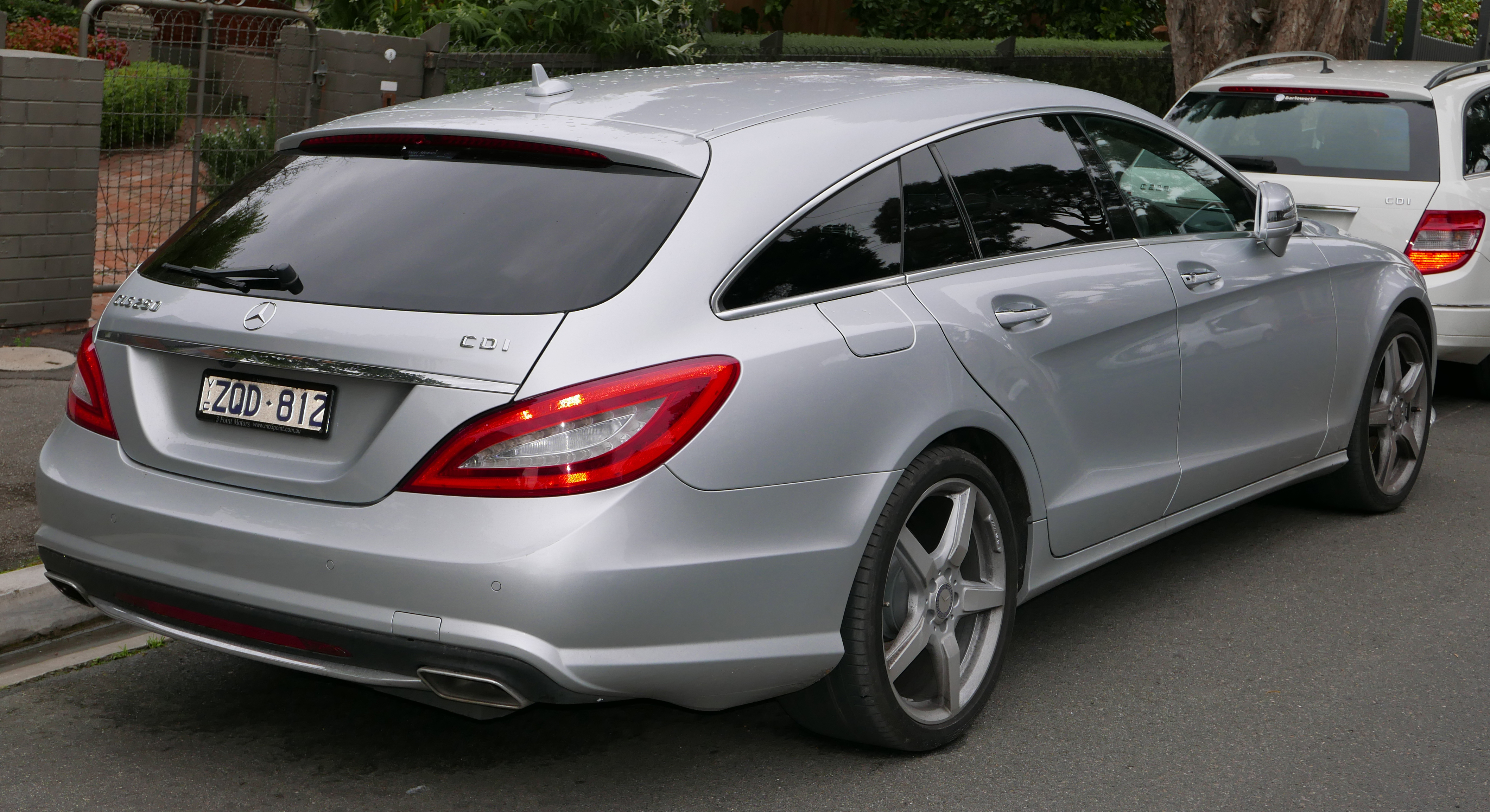 File 2013 mercedes benz cls 250 cdi x 218 blueefficiency for Mercedes benz cls wagon