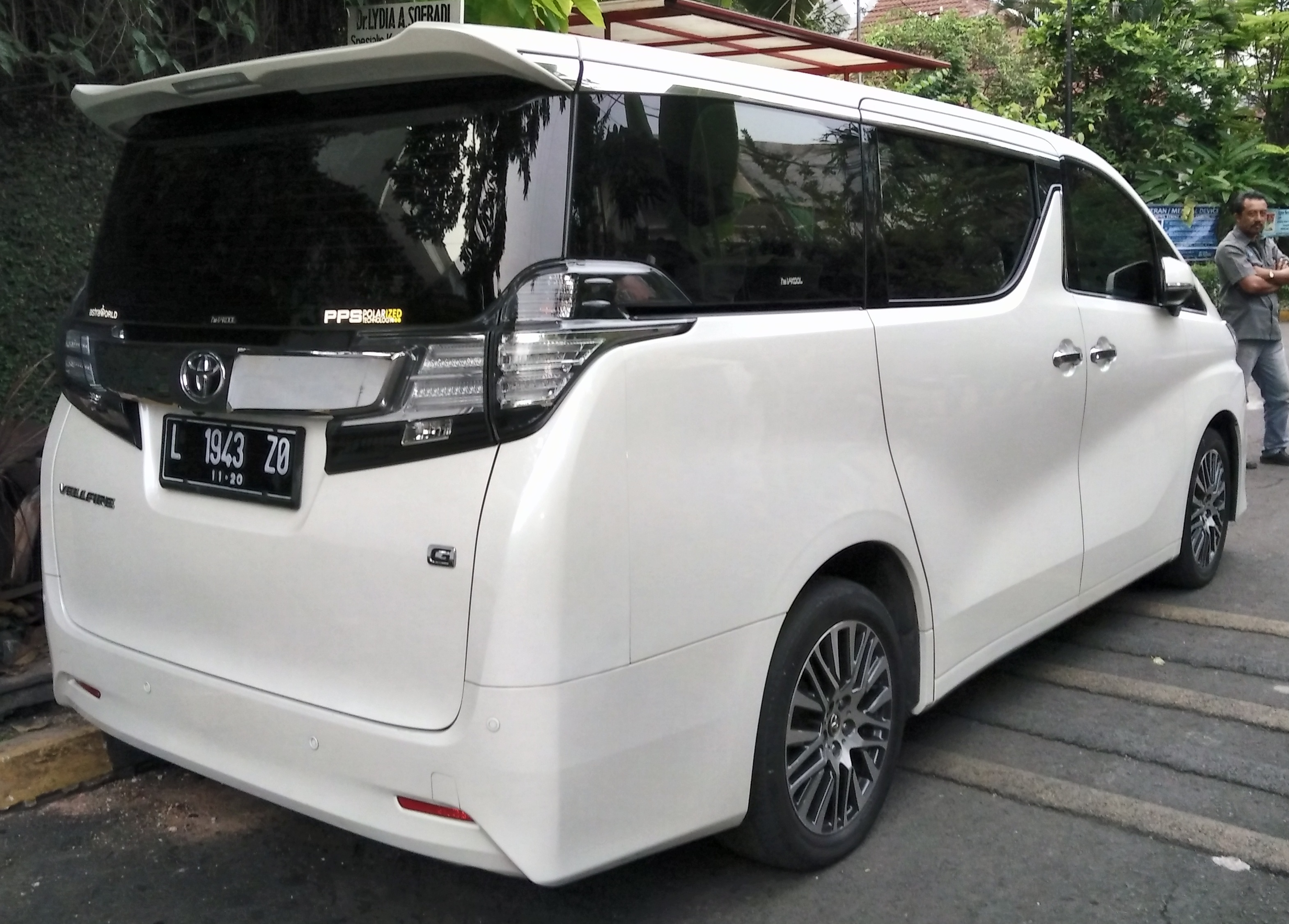 Kelebihan Toyota Vellfire 2015 Harga