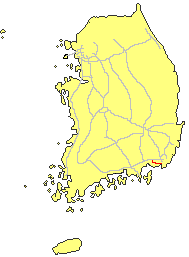 2nd blanch line of Namhae expressway.PNG