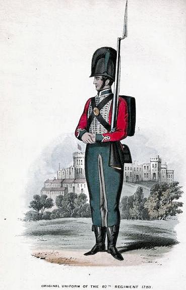 British soldiers in the eighteenth century | Military Wiki | FANDOM