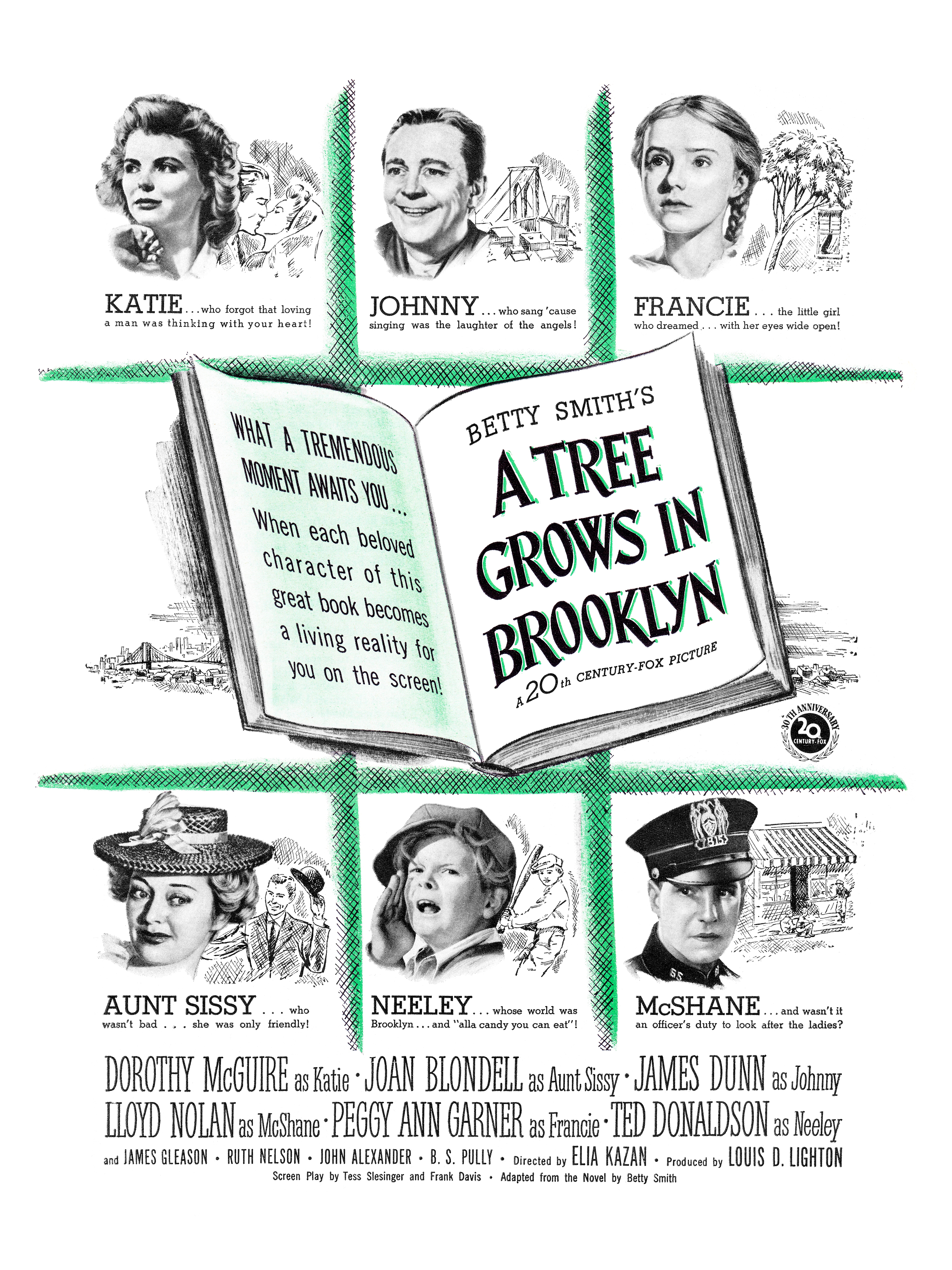 Smith Chart Image: A-Tree-Grows-in-Brooklyn-LIFE-Ad-1945.jpg - Wikimedia Commons,Chart