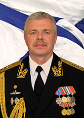 Russian Admiral