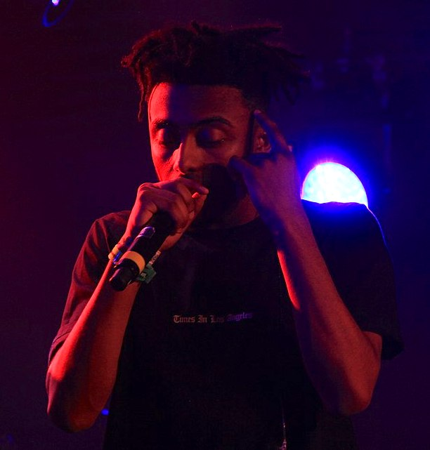 Picture of a band or musician: Aminé
