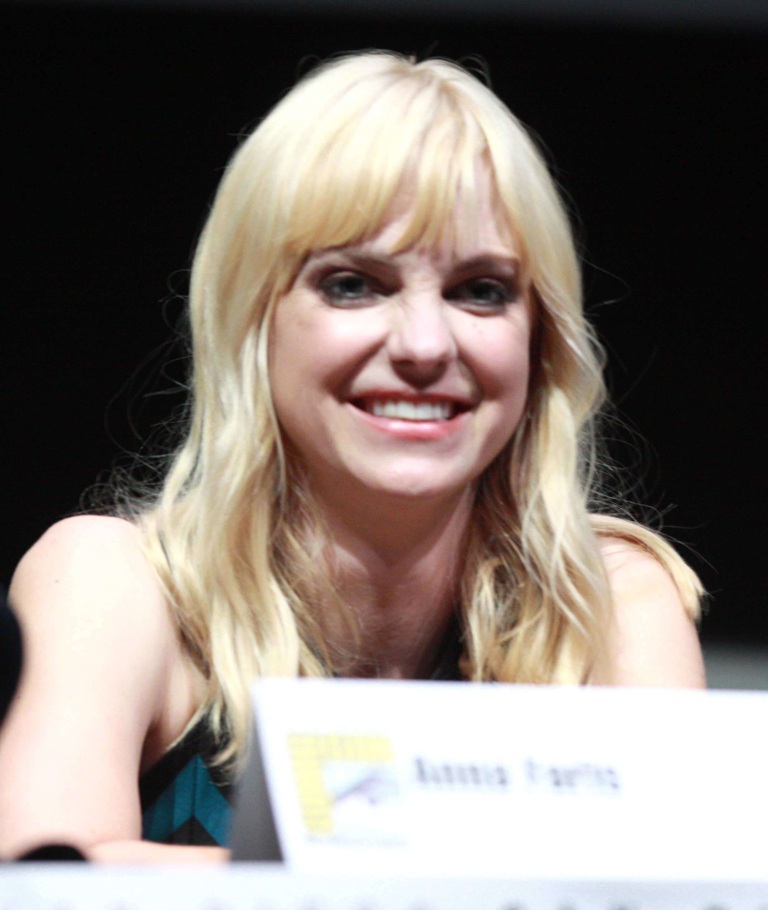 Anna Faris Anna Faris Wikipedia the free encyclopedia