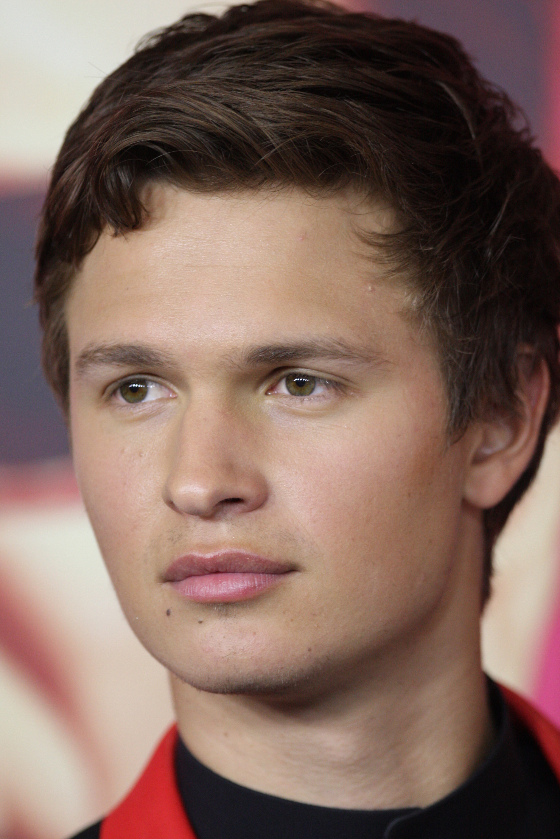 The 24-year old son of father Arhtur Elgort and mother Grethe Barrett Holby Ansel Elgort in 2018 photo. Ansel Elgort earned a 0.7 million dollar salary - leaving the net worth at 5 million in 2018