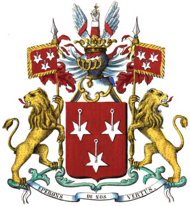 file:armoiries de la famille de crombrugghe de picquendaele