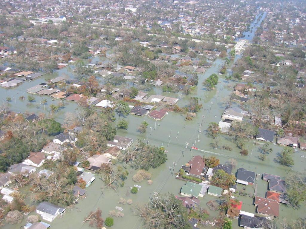 Assignment- 48-DPA-N Katrina 9-13-05) Visit of Secretary Gale Norton, (aides to Gulf Coast to view damage from) Hurricane Katrina (48-DPA-N Katrina 9-13-05 IMG 0052.jpg - DPLA - 72f7639aa6d00759d04446aff4b23416.jpg