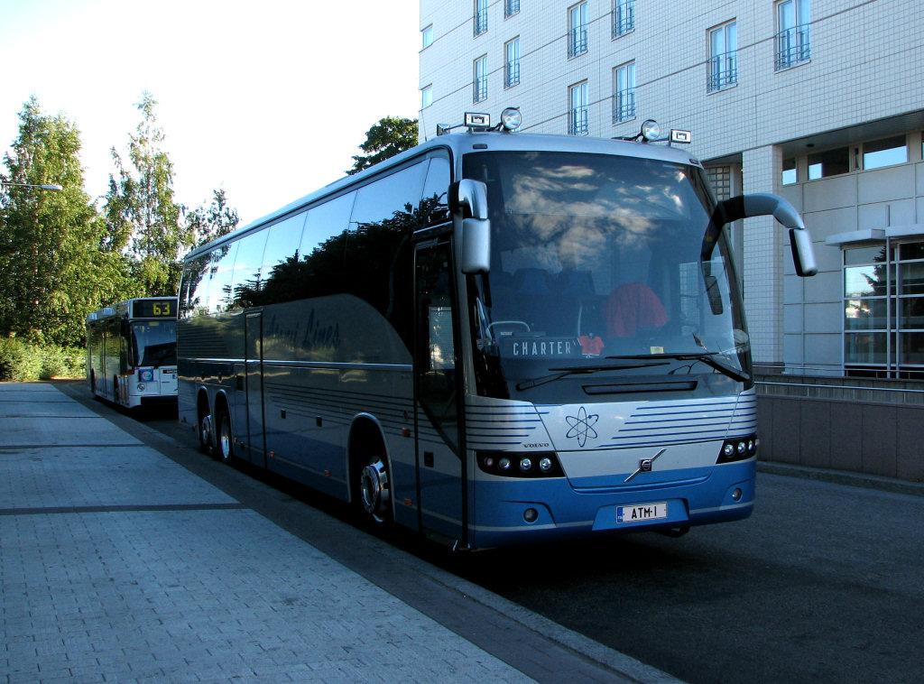 Volvo 9700 – Wikipedia, wolna encyklopedia