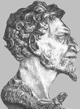 [Renaissance statue representing Attila.]