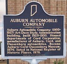 [Auburn, Indiana]