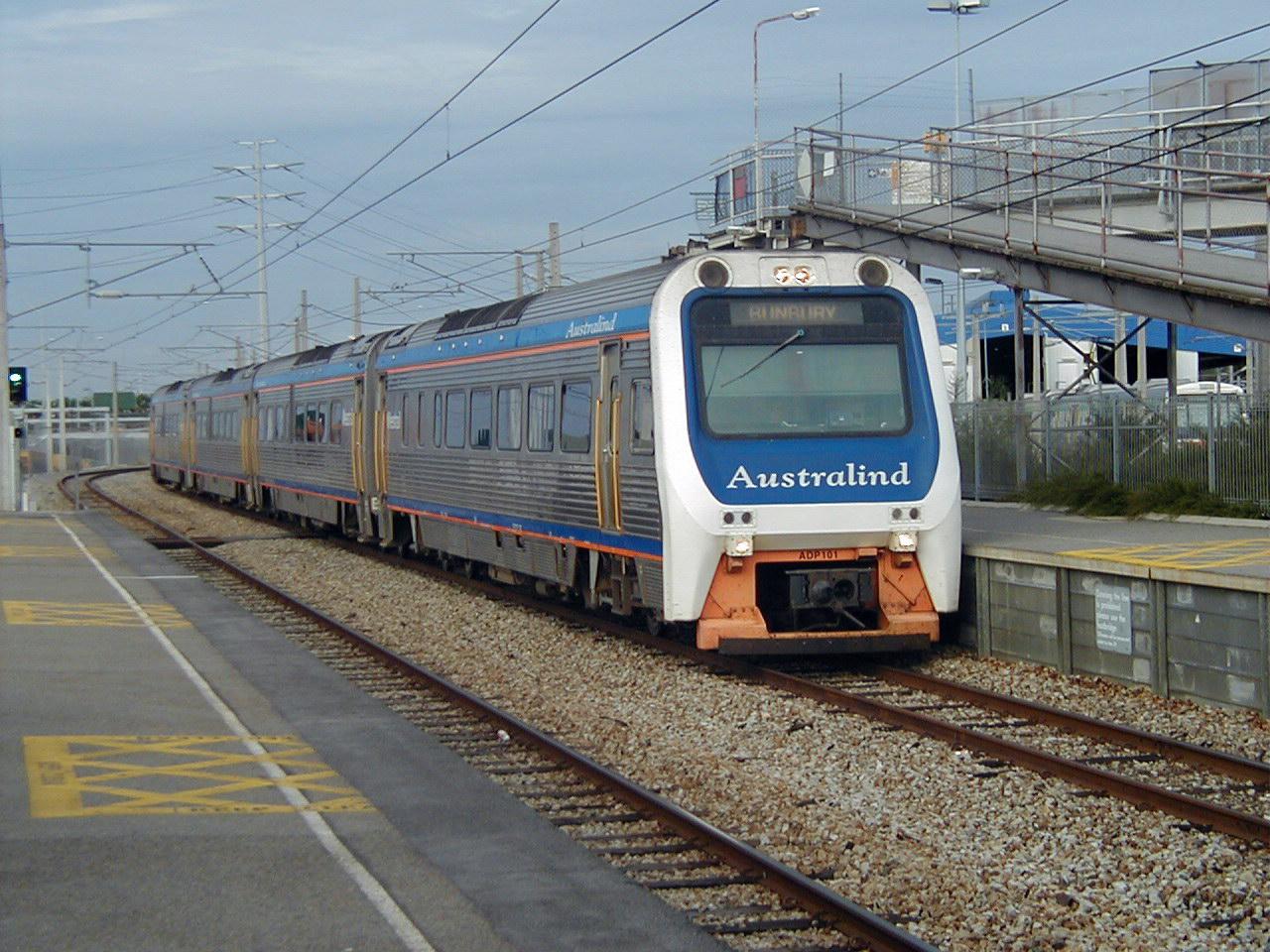 Bombardier Transportation in Australia