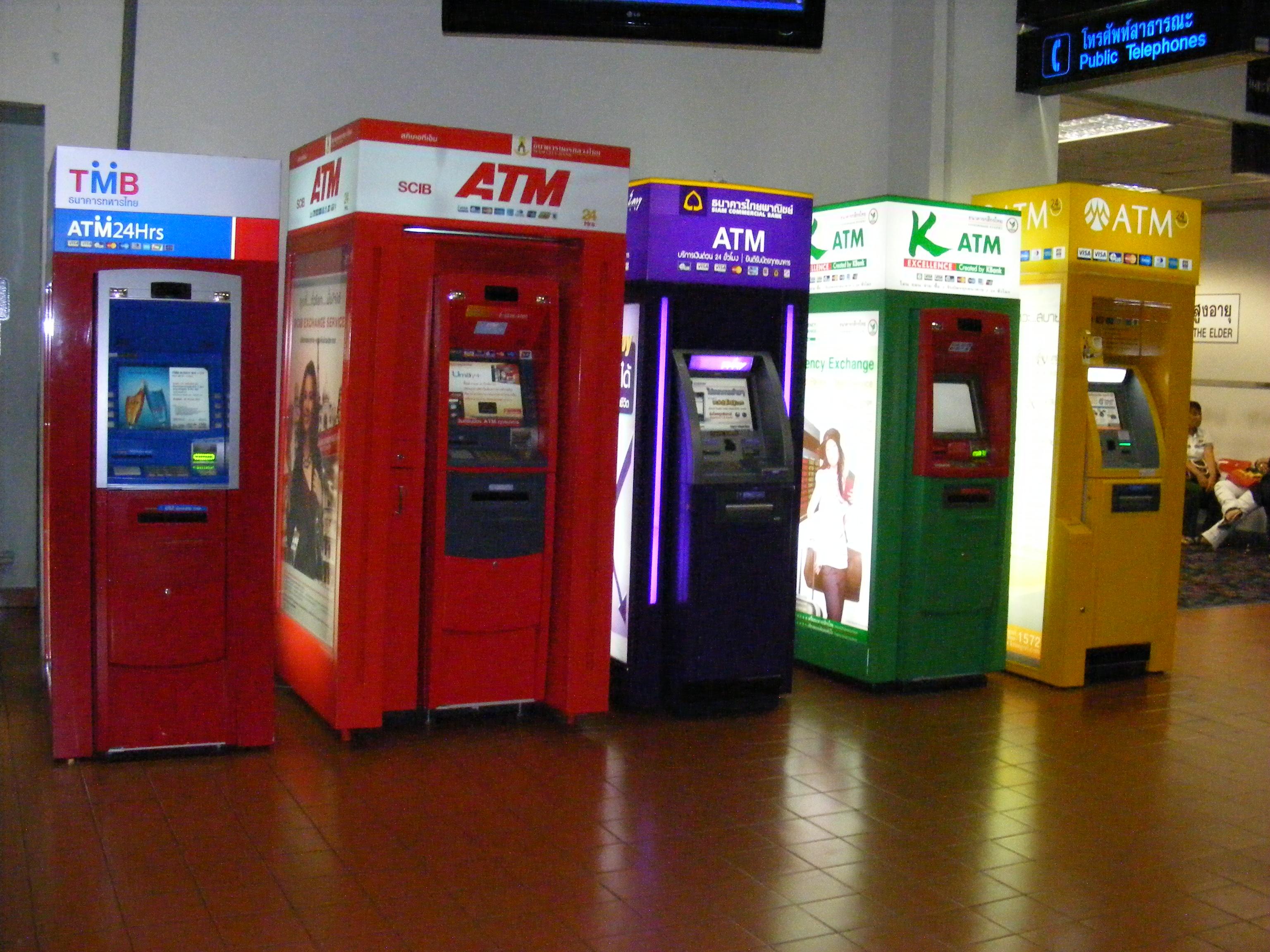automatic teller machine history