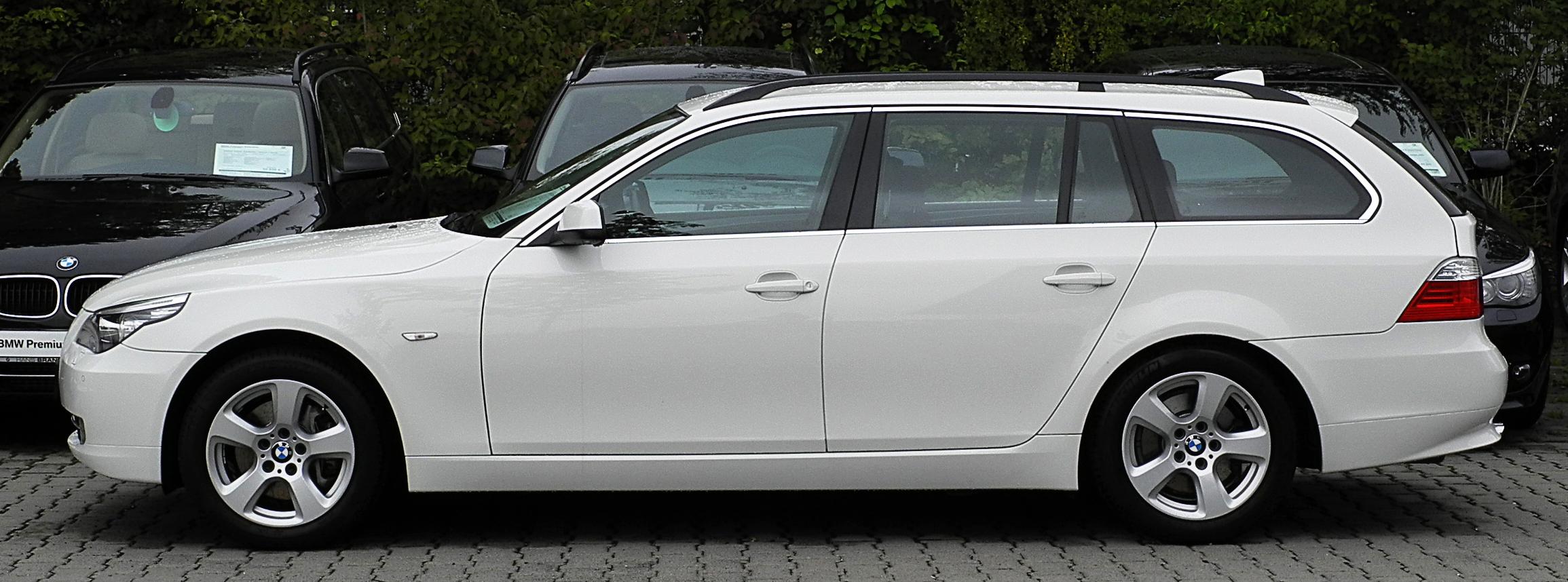 File bmw 525d xdrive touring e61 facelift seitenansicht 26