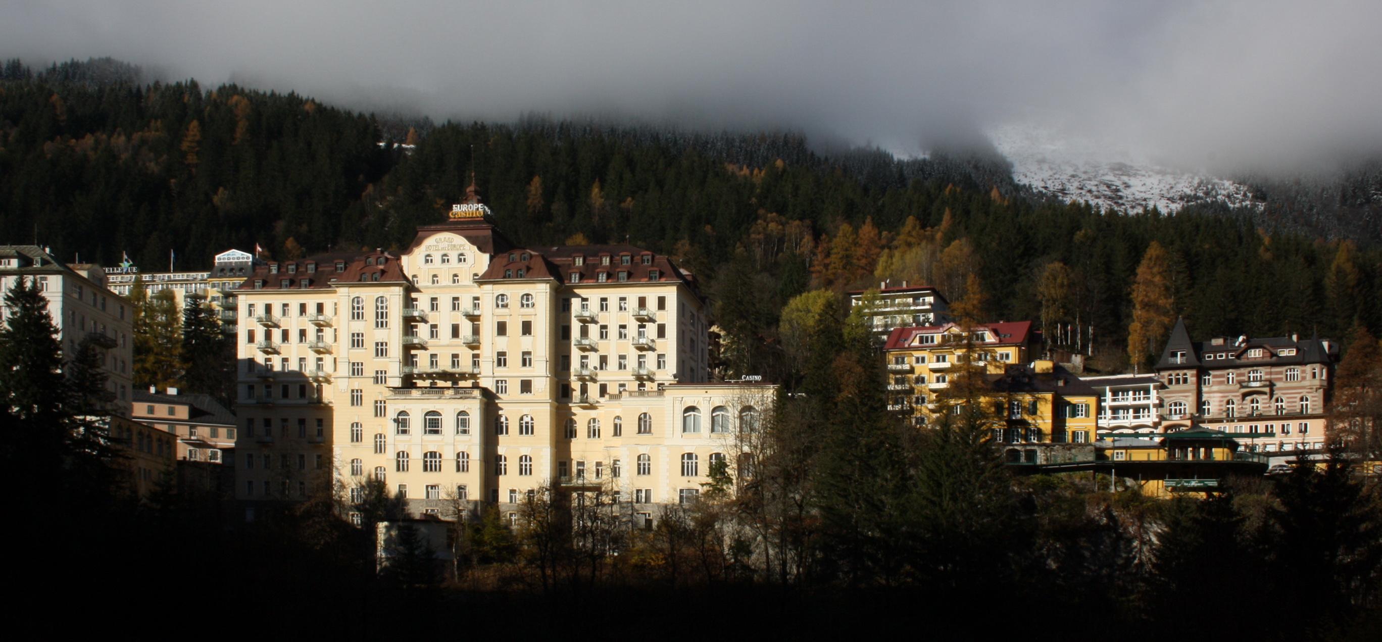 Grand Hotel De Cala Roba