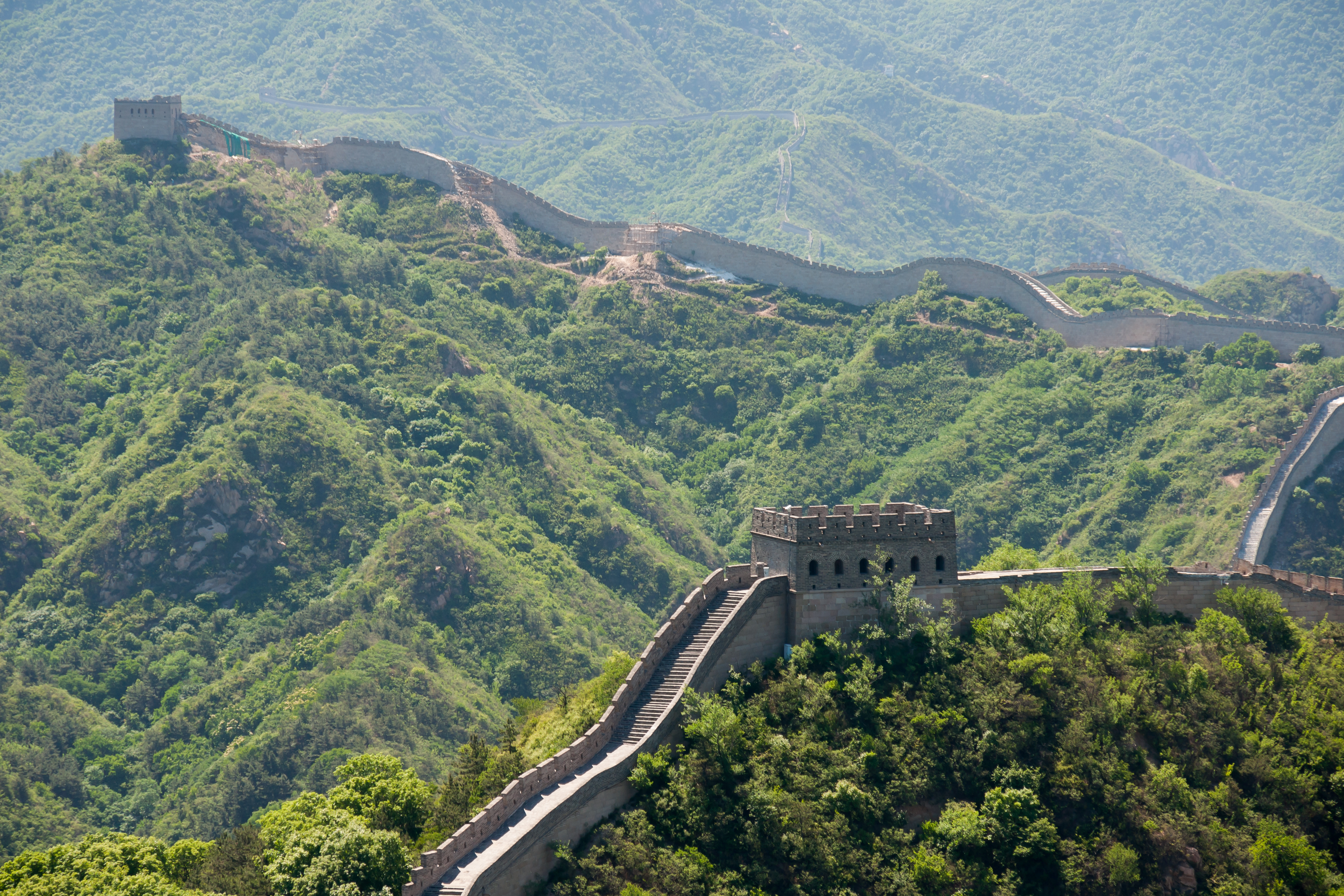 engineering structure of the great wall One of the greatest man-made structures of our existence to survive through the ages is the great wall great wall of china: structure  aerospace engineering.