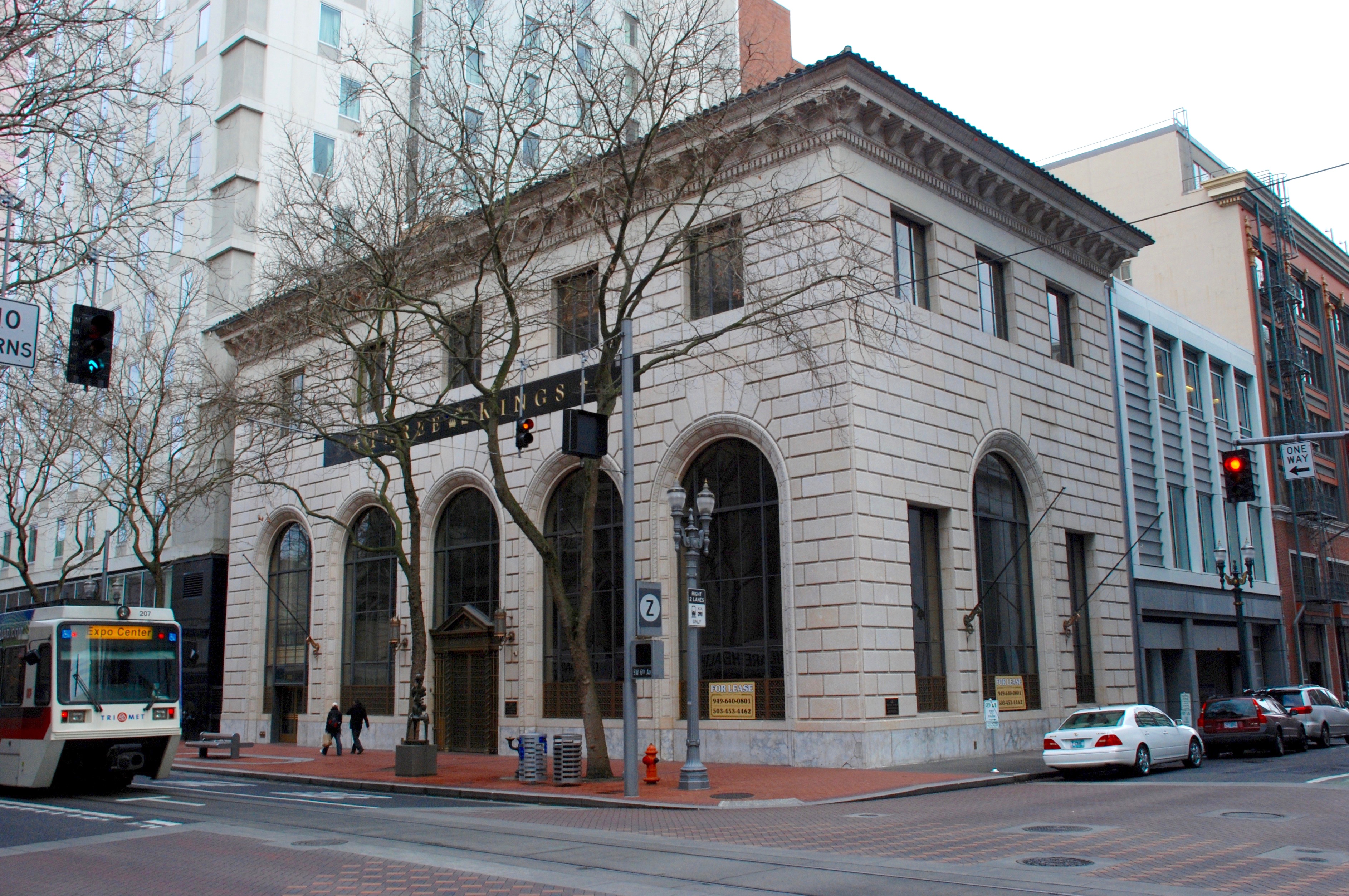 Bank of california building portland oregon wikiwand for Building a house in oregon