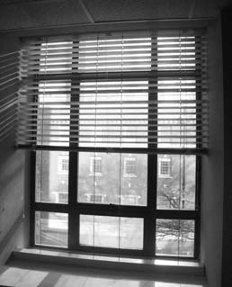 Image result for windows with blinds
