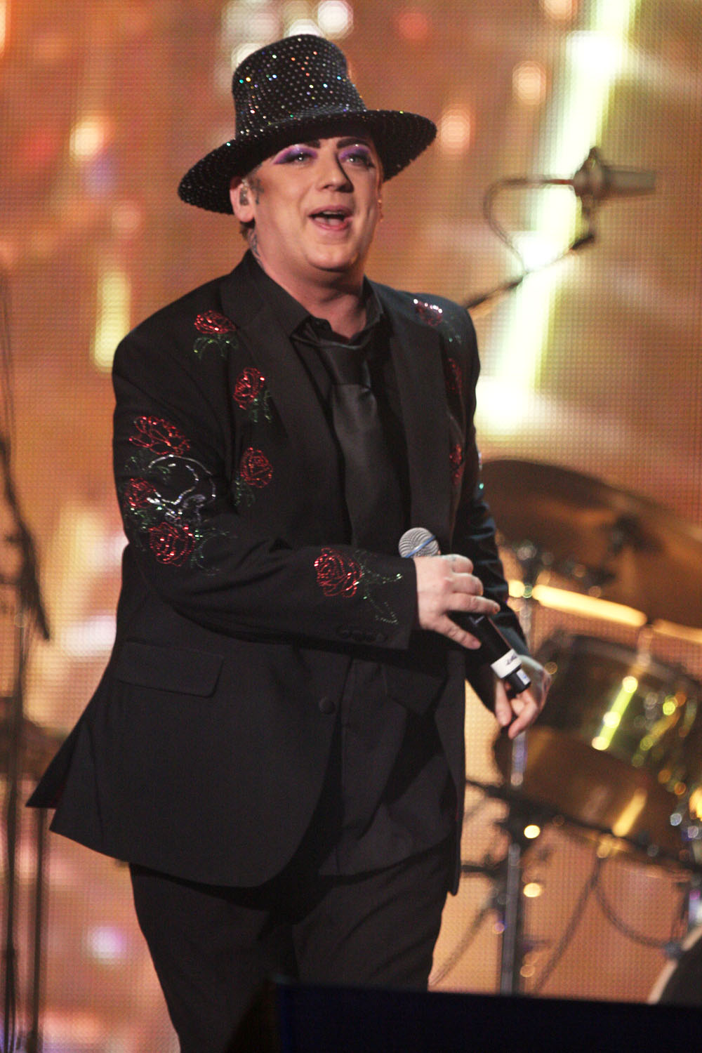 Concert Review: Culture Club and the B-52's at Boy george culture club photos