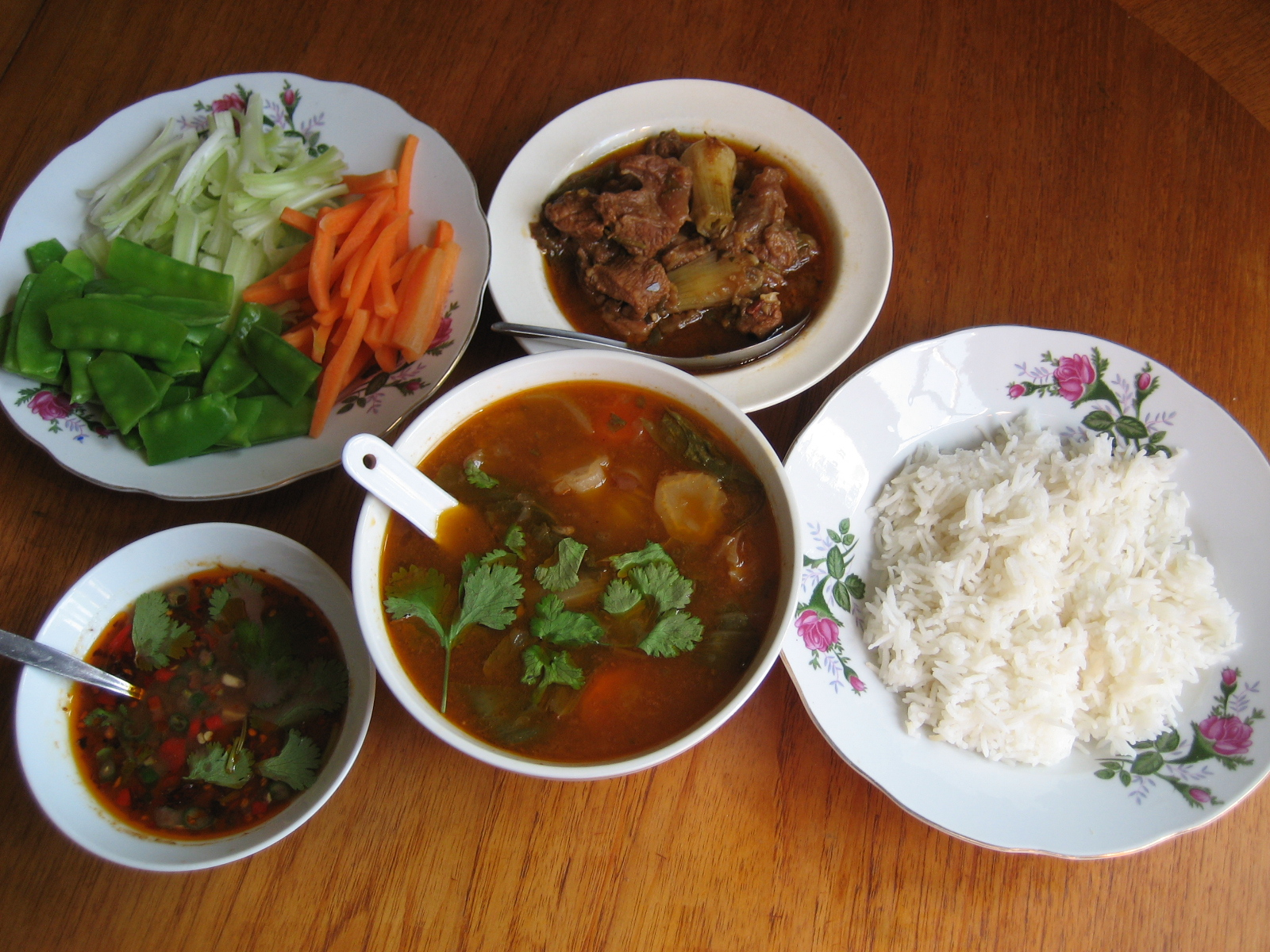 Burmese Food Recipes In English
