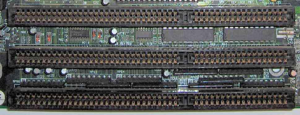 Aloriel (2004)  Buses ISA de una placa Pentium I. http://commons.wikimedia.org/wiki/File:Buses_isa.jpg