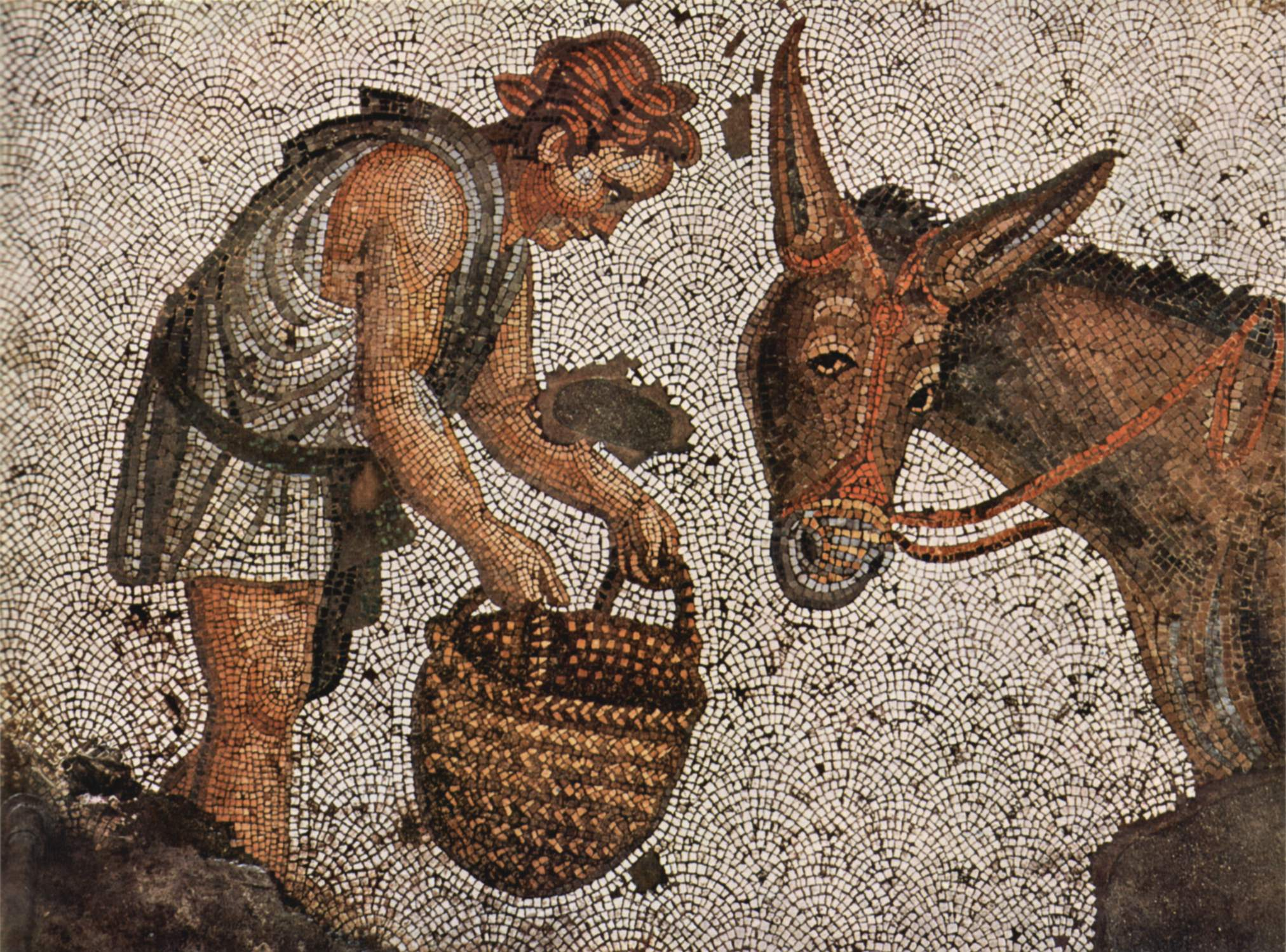 Asno de Buridán - Wikipedia, la enciclopedia libre