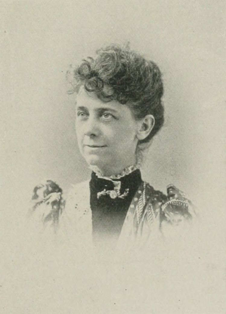 CATHARINE NOBLES A woman of the century (page 549 crop).jpg