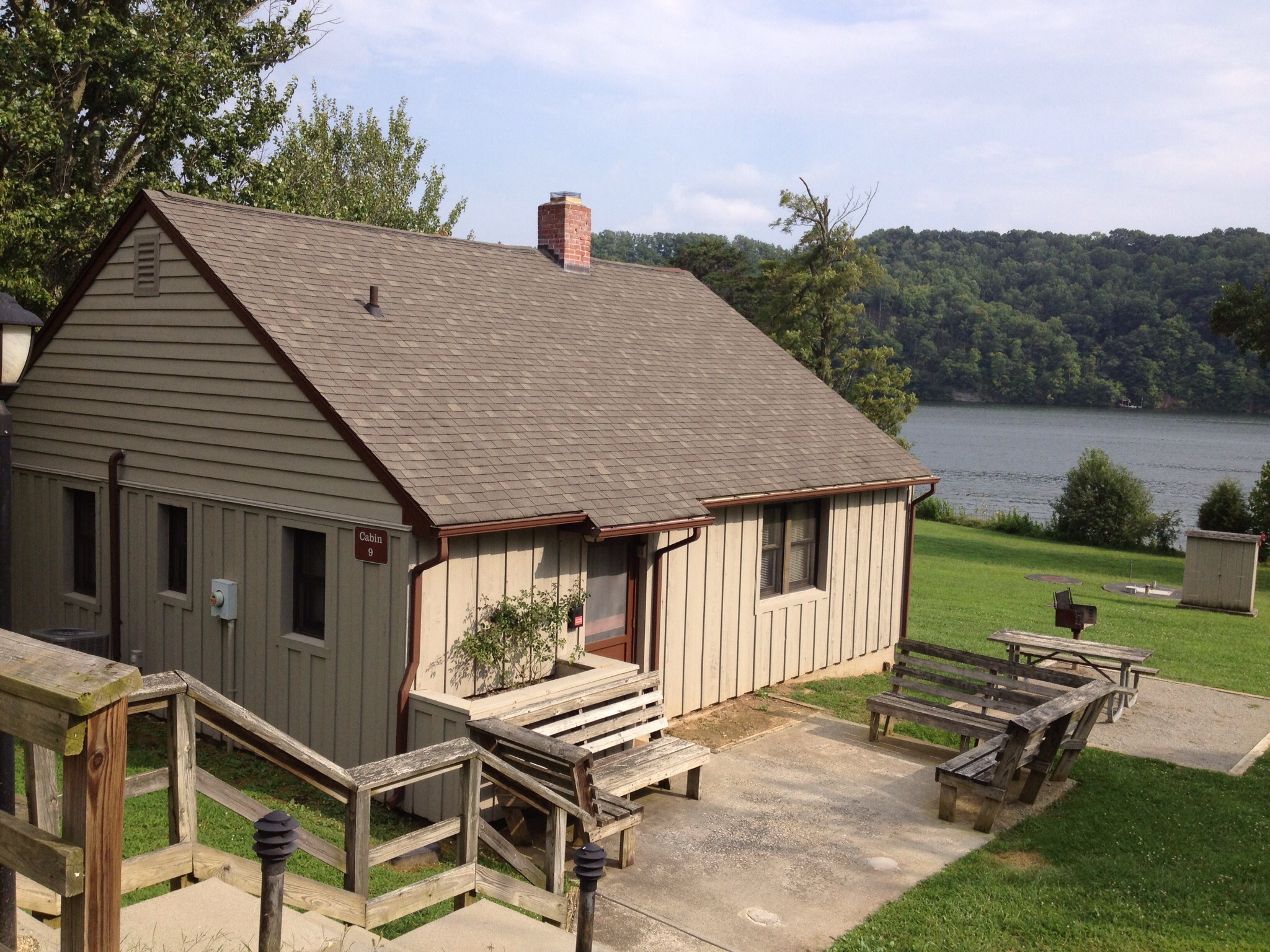 File:Cabin 9 Water View Cabin Uploaded By PE (11741617715)