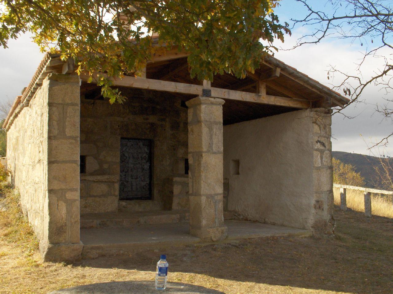 Description Capela de San Paio dos Pitos, Rubiás, Ramirás.jpg