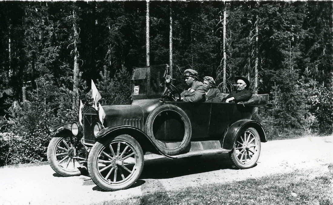 Description car finland 1920s jpg