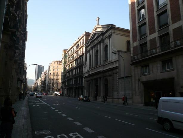 Carrer de balmes viquip dia l 39 enciclop dia lliure - Placa kennedy barcelona ...