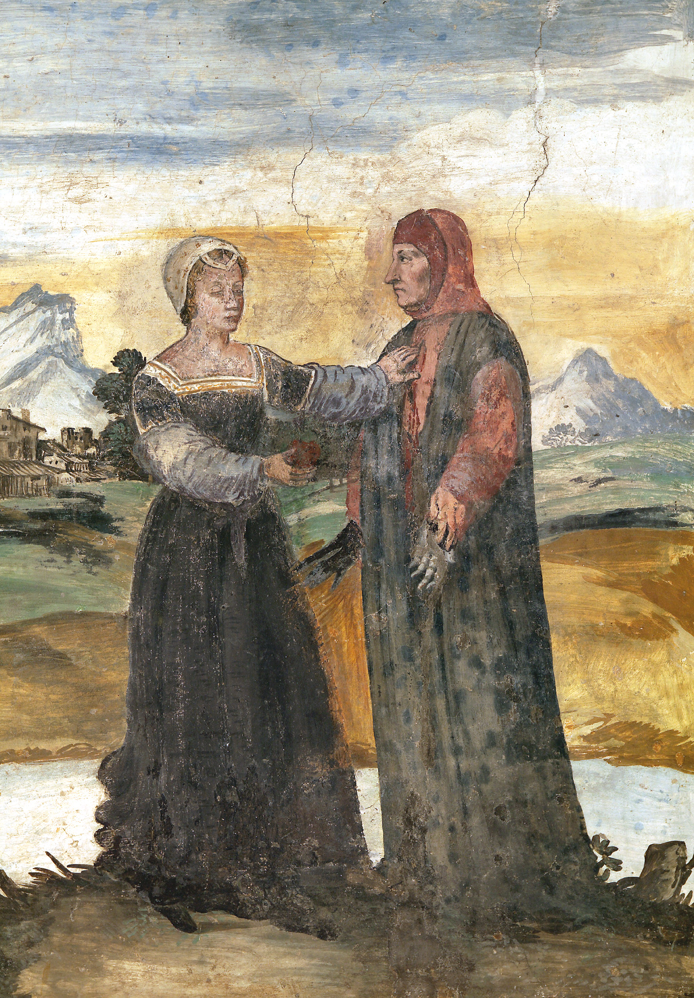 francesco petrarchs passion for laura Francesco petrarca (petrarch) (1304-1374) biography of petrarch (encyclopedia britannica) selected poems of petrarch in side-by-side italian and english translation.
