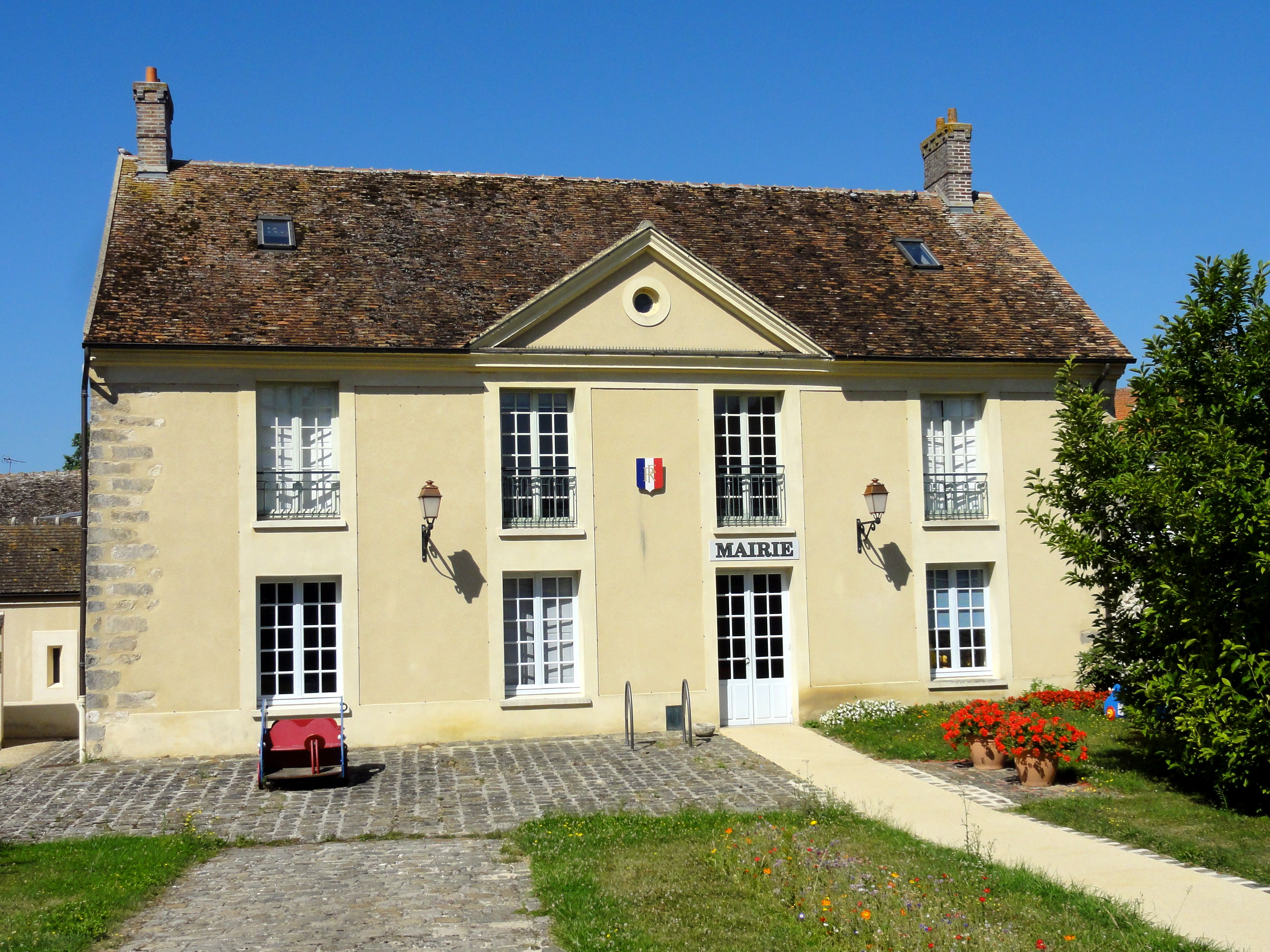 Champeaux seine et marne wikiwand - Office du tourisme seine et marne ...