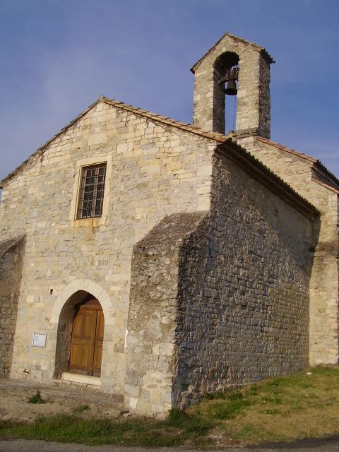 Les Tourrettes France  city photos : Chapelle Saint Didier Les Tourrettes Wikimedia Commons