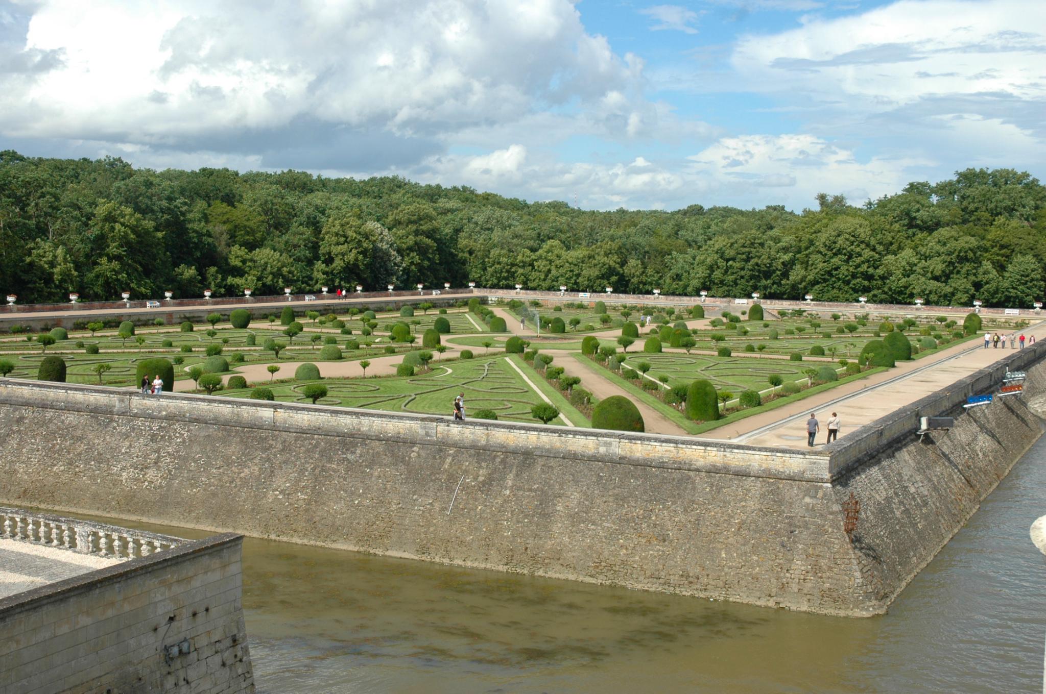 5 jardins ch teaux de la loire - Jardin de chen ...