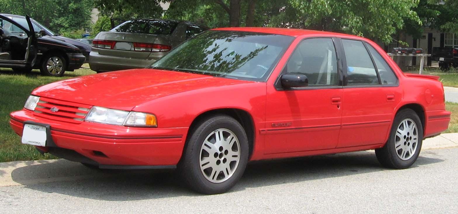 File Chevrolet Lumina Euro 3 4 Sedan Jpg Wikimedia Commons