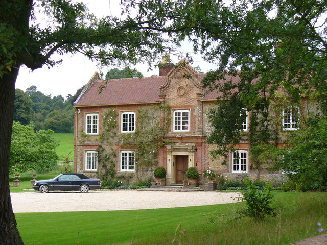 Chilworth Manor - geograph.org.uk - 547167