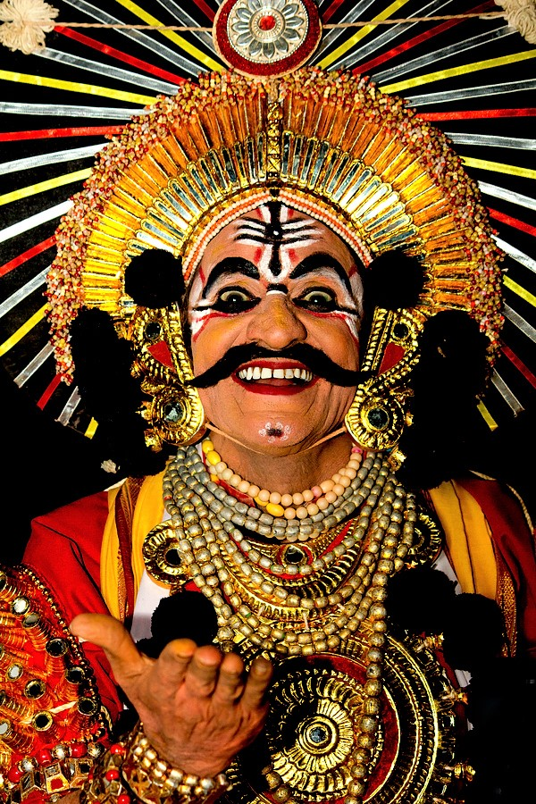 Yakshagana - Blogging A to Z