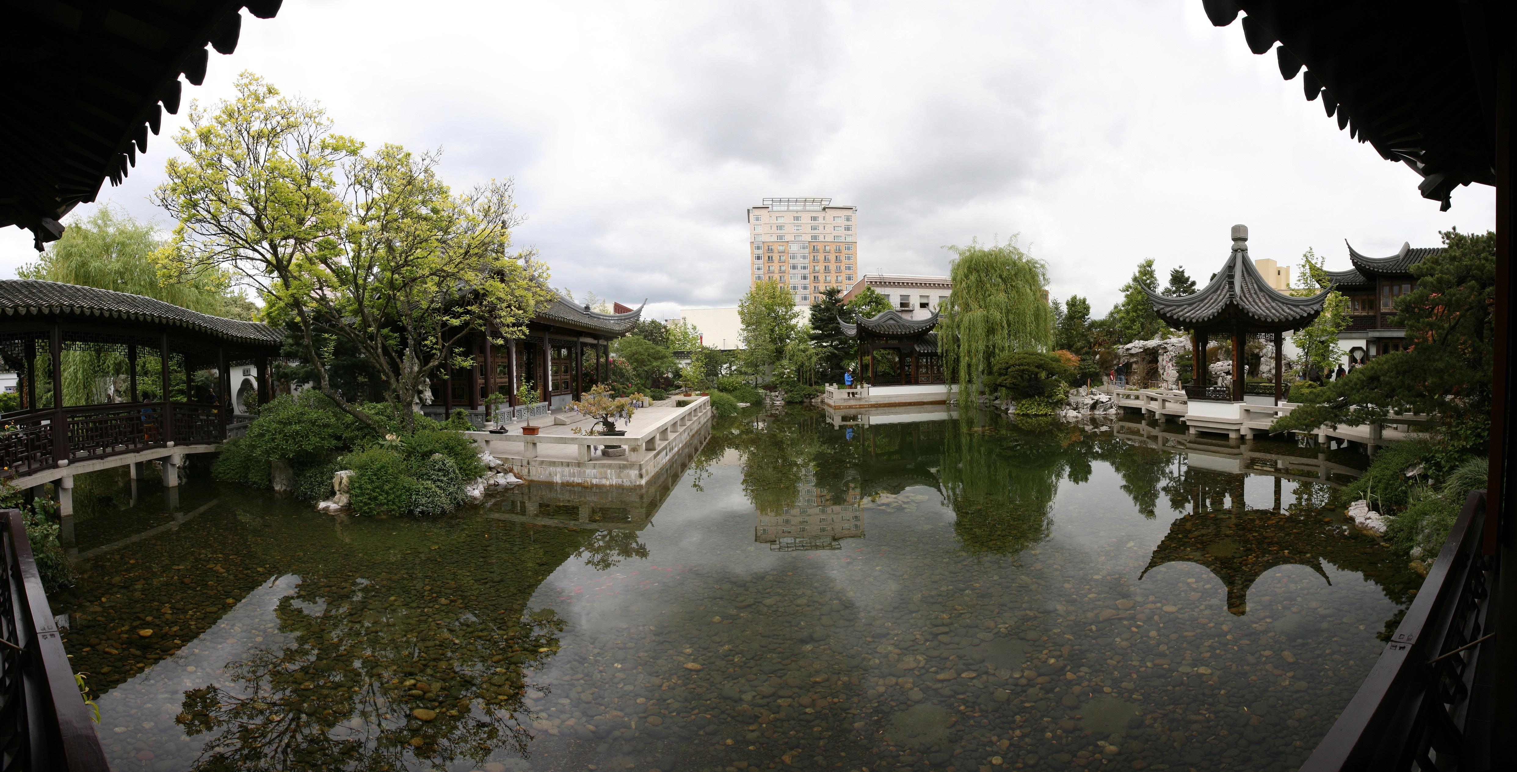 lan su chinese garden - wikipedia