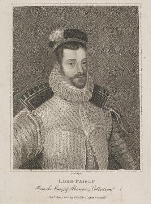 Claud Hamilton 1st Lord Paisley